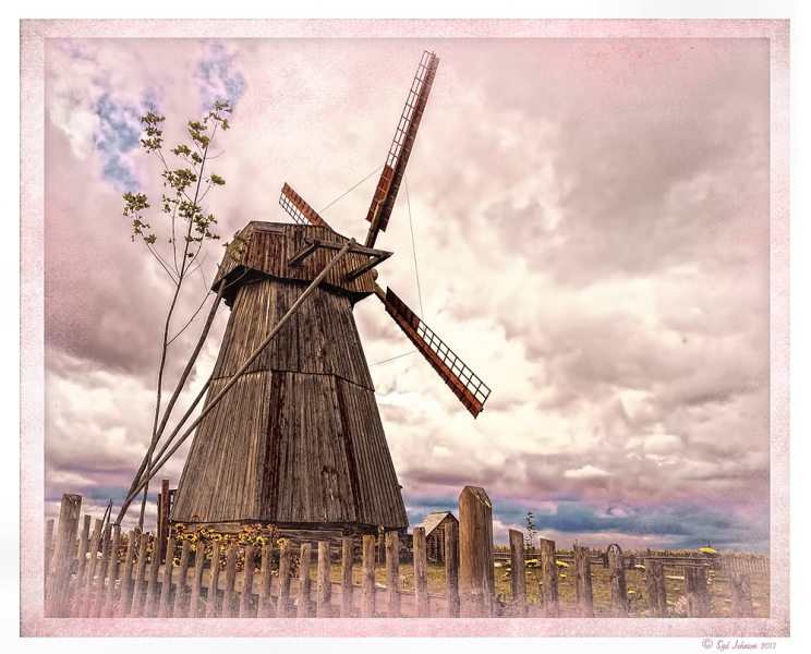 A Belarusian Windmill